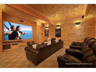 Ridgetop Theatre Lodge at Thunder Mountain - Pigeon Forge vacation rentals