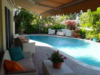 Casa del Sol--Your private tropical paradise!  2 BR, 2 BA. - Fort Lauderdale vacation rentals