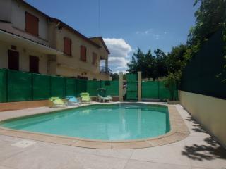 Sud de france gîte en Cévennes 2/4 p, wifi, clim - Ledignan vacation rentals