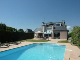 Ty Forn - Outdoor pool, Jacuzzi and sea views - Doelan vacation rentals