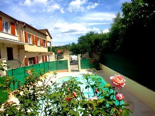 Sud de France à Anduze, gîte 2/4 p, clim, internet - Anduze vacation rentals