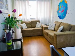 Charming 1 bedroom Condo in Sao Paulo with Washing Machine - Sao Paulo vacation rentals