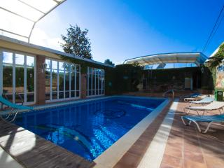Villa Amada La Llacuna for 22 people, in the heart of Spanish wine country - Aiguamurcia vacation rentals