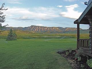 Ranch Cabin in Wyoming with Amazing Mountain Views - Buffalo vacation rentals