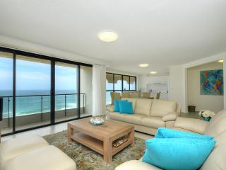No 9 Darenay, 3 Bedroom Oceanfront Apartment - Mermaid Beach vacation rentals