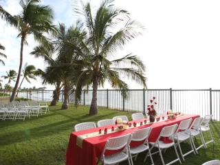 Oceanfront Estate, Gate, Weddings and events! - Oahu vacation rentals