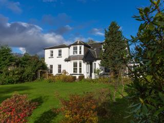 Holiday House, near Loch Lomond and the Trossachs - Cardross vacation rentals