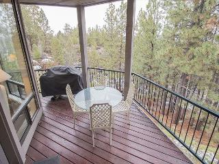 Private Hot Tub on deck in the Woods. Sleeps 4 ( 6 with adjoining room). - Bend vacation rentals