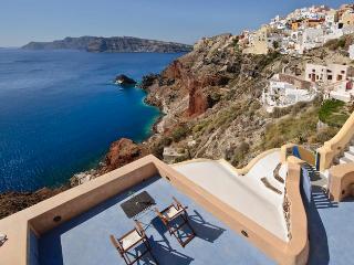 caldera view- goddess lethe no2 - Oia vacation rentals