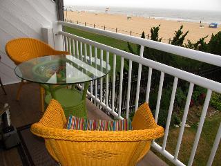 Oceanfront Studio Oceans II #202  4005 Atlantic - Virginia Beach vacation rentals
