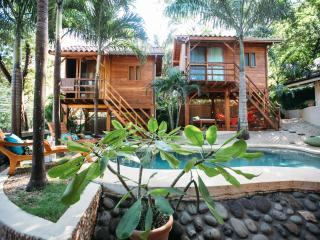 Fabulous Raised Teak Bungalow! - Tamarindo vacation rentals