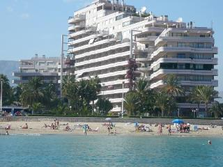 Paraisomar - 2 Bedroom apartment with ocean view - Calpe vacation rentals