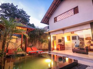THE ENTIRE VILLA  PERFECT FOR A ROMANTIC GET AWAY - Jimbaran vacation rentals