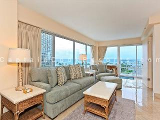 Luxury Oceanside/Beauty, FREE Parking/WiFi, 2/2, AC, W/D, Washlet, Sleeps 6 - Waikiki vacation rentals