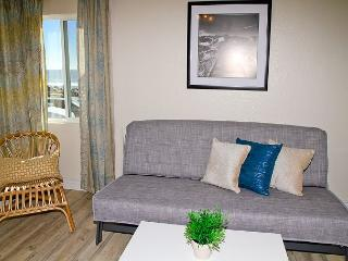 Remodeled Beach Rental, 1br/1ba, Designer Decorated and A/C Equipped - Oceanside vacation rentals