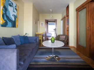 Compact 2 bed'm penthouse in Plaka, large balcony - Athens vacation rentals