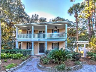6 Cassina-3rd Row Ocean, steps to the beach. - Hilton Head vacation rentals