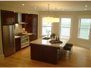 2 bedrooms, 2.5 bathrooms, full kitchen, living room, dining room - Boston vacation rentals