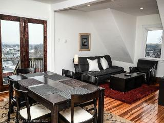 Quiet Urban Getaway in Boston! 3 Bedroom | 1 Bath Condo w/ parking for 2! - Boston vacation rentals