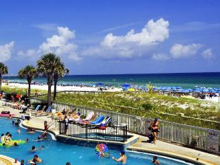 """""""Azure Unit 120""""  Gorgeous 3 bedroom Unit, expansive deck, private entrance. - Fort Walton Beach vacation rentals"""