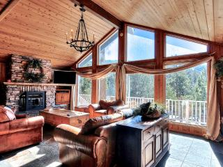 Luxury Big Bear Lake Lodge. Panoramic View Hot tub - City of Big Bear Lake vacation rentals