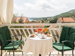 Apartments Katarina - One-Bedroom Apartment with Balcony and Sea View - Slano vacation rentals