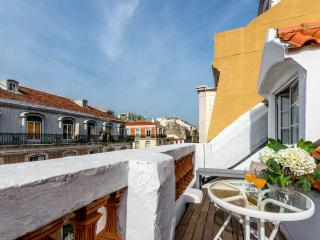 AWARD-WINNING apt w/ terrace - Lisbon vacation rentals