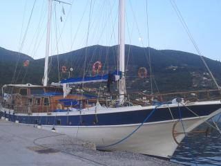NUIT CHARTER CABIN SUR PALOMATISA - Volos vacation rentals