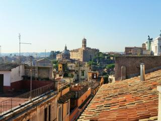Penthouse with terrace - Colosseum and Roman Forum - Rome vacation rentals