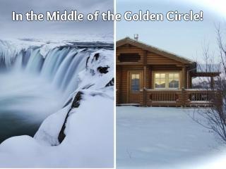A log cabin at the river bank (Golden Circle)! - Iceland vacation rentals