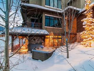 Vintage on the Strand with Ski-In/Ski-Out at Canyons Resort and Private Hot Tub - Utah Ski Country vacation rentals