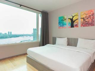 3BR-Sleep In The Sky-Thonburi-WiFi - Bangkok vacation rentals