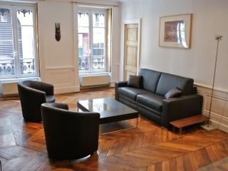 Stylish apartment in the heart of Lyon - Lyon vacation rentals