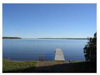 Sandy Beach Lake Retreat in the Upper Peninsula, Michigan - Bergland vacation rentals
