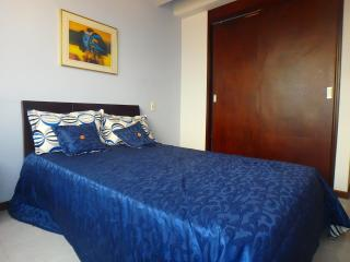 Medellin, High Rise ,2 bed great view  pool - Medellin vacation rentals