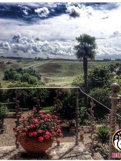 Courtesy of Carlibra - 8 BDR Luxury Historical Villa in Siena countryside - Siena - rentals