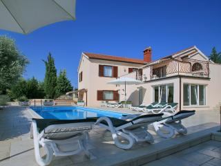 Large 5 bedrooms villa Rosita with private pool a few minutes from Rovinj - Brajkovici vacation rentals