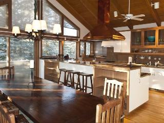 North Hulen Way 400, Hulen Meadows, - Large house north of Ketchum - Central Idaho vacation rentals