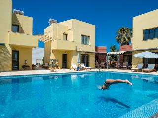 Beach,Pool,Seaview,Daphnis-Villa 2. - Pirgos Psilonerou vacation rentals