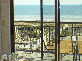 Ocean One 413 - Oceanfront 4th Floor Condo - Hilton Head vacation rentals