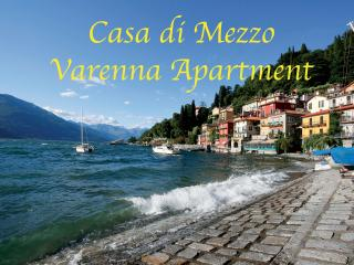 Casa di Mezzo Varenna Historic Centre Lake Como - Varenna vacation rentals