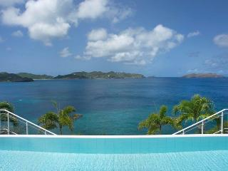 Enjoy the most beautiful sunsets in St. Barts from Pointe Milou - Pointe Milou vacation rentals
