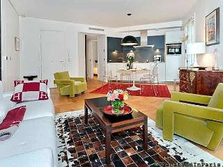Two Bedroom Luxury in the Heart of Saint Germain - ID# 274 - Paris vacation rentals