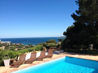 Villa Zen with view on Saint Tropez Gulf - Saint-Maxime vacation rentals