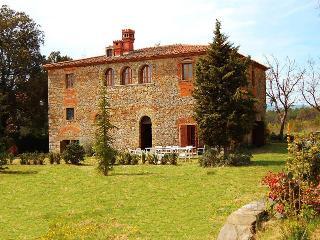 Villa Claudina - Bucine vacation rentals