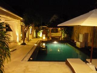 La Dolce Villa Bali: Seminyak  villa pool-6-7pers. - Seminyak vacation rentals