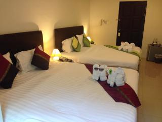 Brilliant Family Room Beach Close!! - Patong vacation rentals