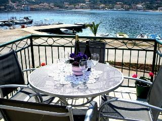Cosy seafront house, 10 meters from sea - Vinisce vacation rentals
