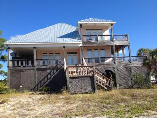 Beautiful House in Gated DeSoto Landing Neighborhood, Porches, Pool and Tennis Court - Dauphin Island vacation rentals