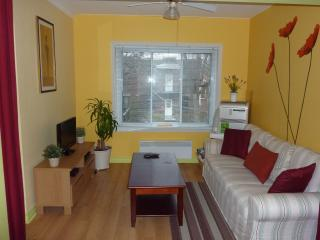 Furnished apartment located in 2 min feet to metro - Montreal vacation rentals